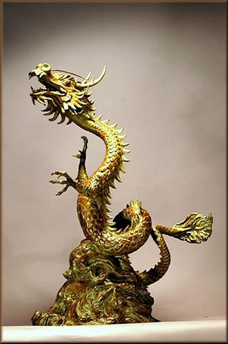 """Lucky Dragon"""